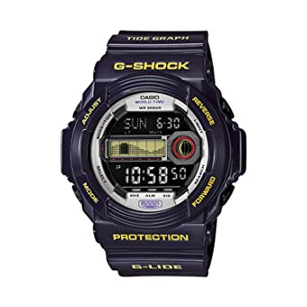 G-Shock GLX-150 G-Lide Classic Series Mens Stylish Watch - Purple