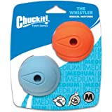 Canine Hardware Chuckit! The Whistler Balls