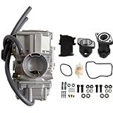 Carburetor With Intake Manifold Compatible with YAMAHA1987-1990&1992-1995 Moto-4 350 YFM350 |1987-2004 Warrior 350 |1987…