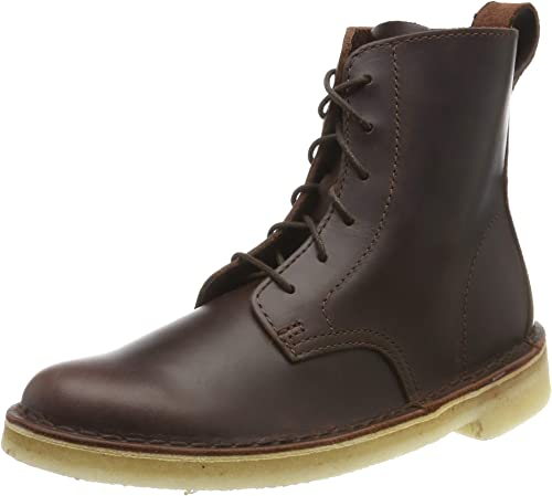 vocal Incontable calcetines  Clarks Desert Mali., Women's Desert Boots, Brown (Chestnut Leather Chestnut  Leather), 5.5 UK (39 EU): Amazon.co.uk: Shoes & Bags