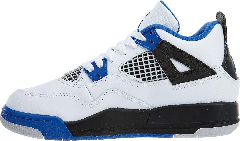 Jordan Little Kids 4 Retro Bp Basketball Shoe