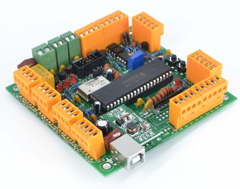 New 4 Axis USB CNC Controller CNCUSB USBCNC CNC USB: Amazon co uk