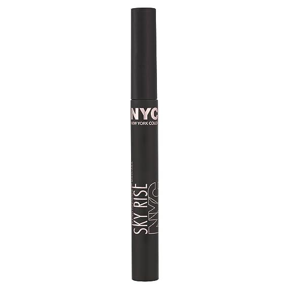 NYC Sky Rise Lengthening Volumising Mascara Number 842, Black