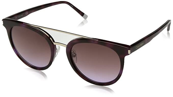 Gafas de Sol Calvin Klein CK4352S PURPLE HAVANA/PLUM SHADED ...