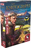 Pegasus Spiele kartografen, mönstrad, 3.8 x 14.6 x 20.4 cm