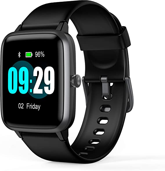 Amazon.com: Updated Version Smart Watch for Android iOS ...