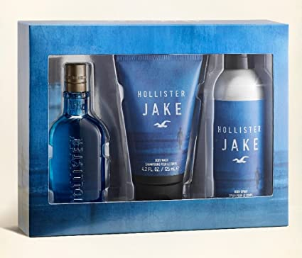 Hollister Jake 1922 Colonia 50 ml EDC Spray – * NUEVO & Empaquetado * 2016 Edition