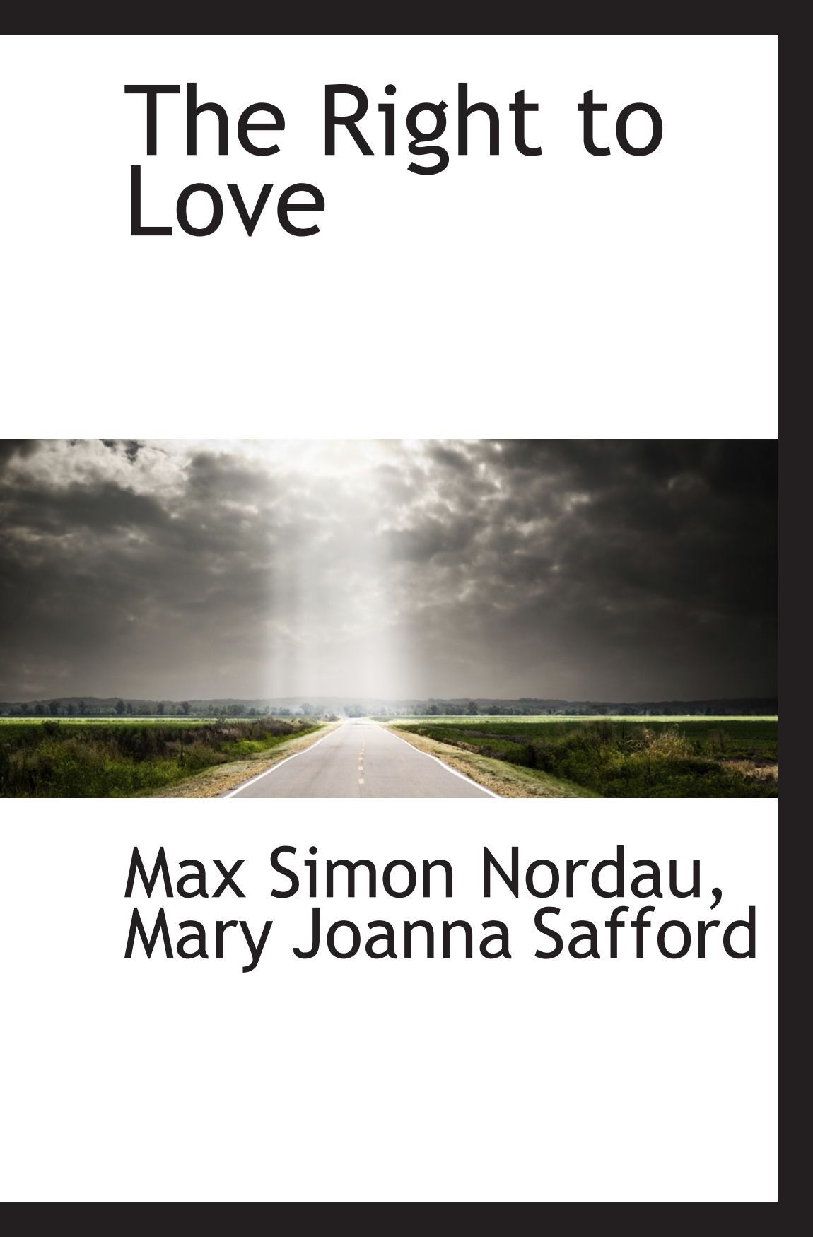 Download The Right to Love PDF