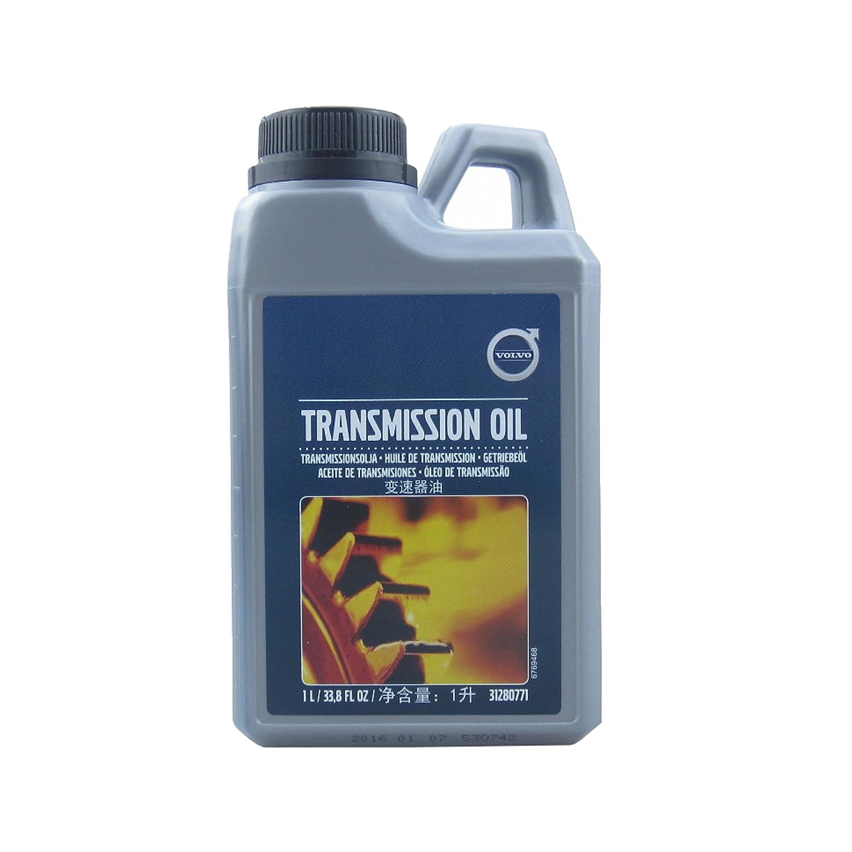 Amazon.com: Genuine Volvo 31280771, Manual Transmission Fluid Oil:  Automotive