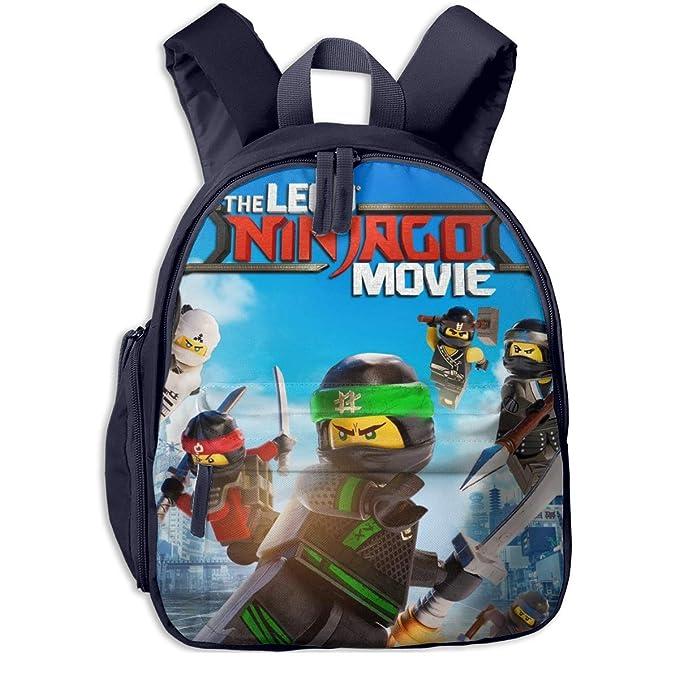Amazon.com: Mochila impermeable para niños, el héroe ninjago ...