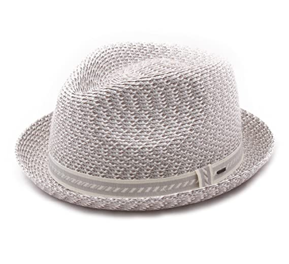 Bailey Of Hollywood Mannes Trilby Hat Size S Overcast at Amazon ... 1c83a954d59