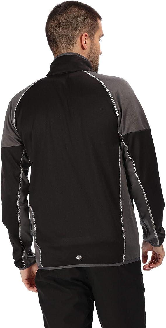 Regatta Yare II Warm Backed Extol Stretch Softshell Jacket Carcasa Suave Hombre