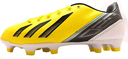 adidas F30 TRX FG Niños botas de fútbol Amarillo Size: 33 EU ...