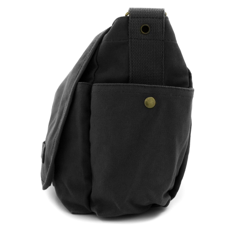 TEAM MYSTIC Heavyweight Canvas Messenger Shoulder Bag