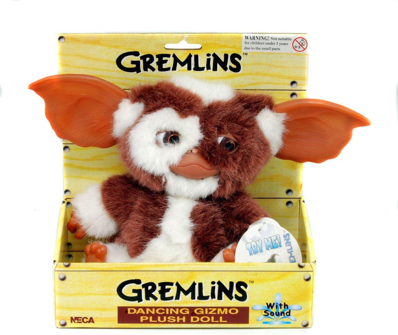 Gremlins Dancing Gizmo - Gremlin de peluche: Schfigur,Tanzt und ...
