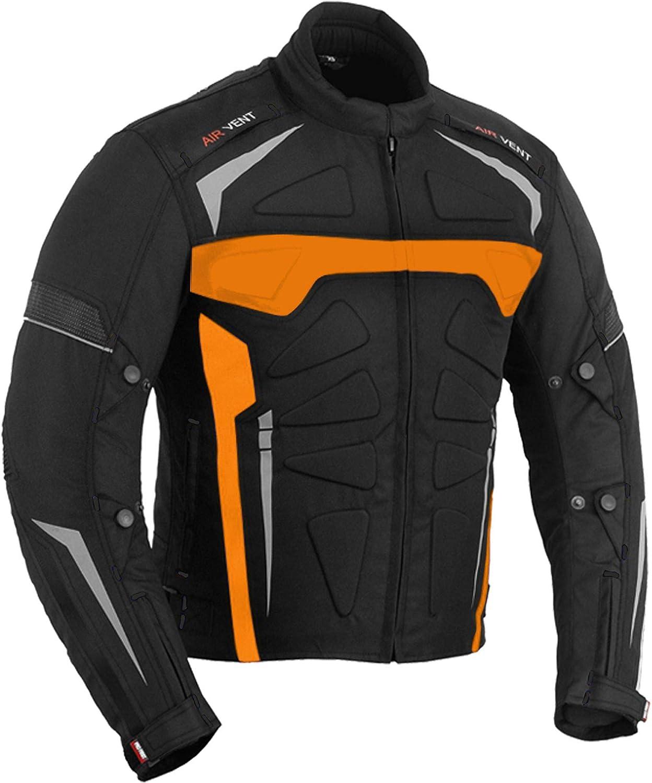 Guantes de motocicleta blindados 2 piezas traje moto impermeable chaqueta con pantalones CE Armor para todos los climas para hombre Traje de moto