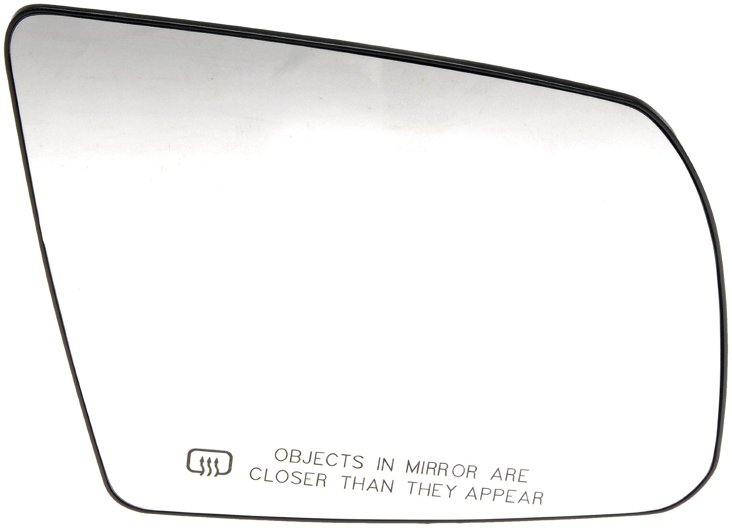 Dorman 56497 Passenger Side Door Mirror Glass for Select Toyota Models