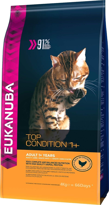 Eukanuba Top Condition Rico en Pollo Adulto 1+ Años 4 kg