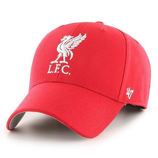 47 Liverpool FC Gorra LFC Adultos MVP Omán Bandera LFC Oficial ...