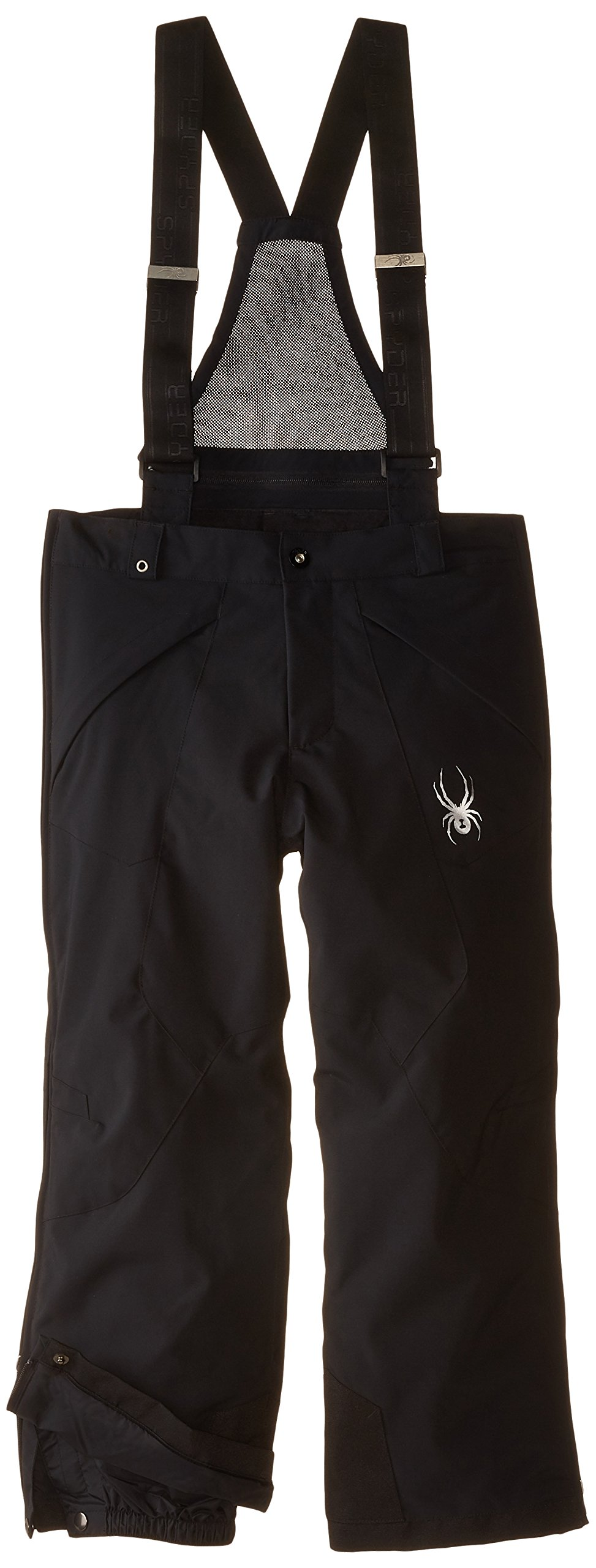 Spyder Boys Force Plus Pant, 12, Black