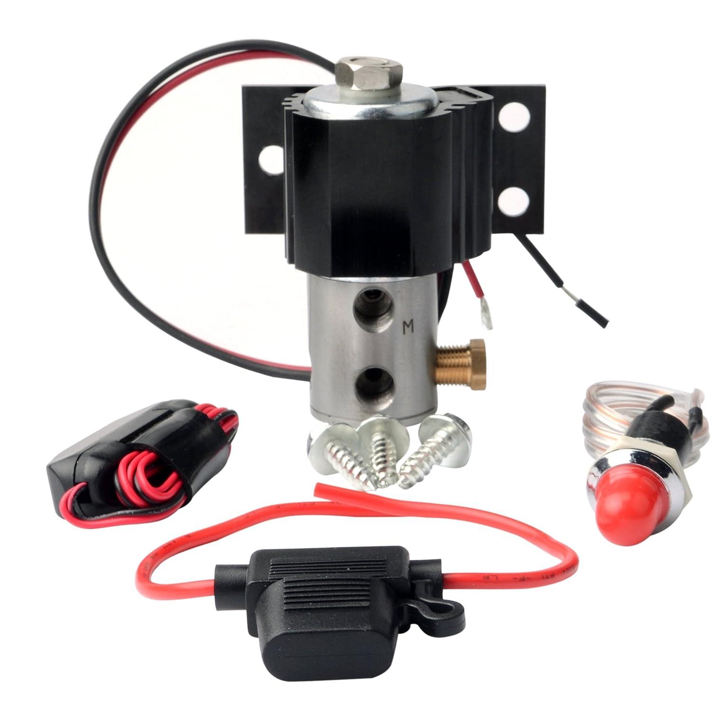Evil Energy Brake Line Lock Kit Roll Control Valve Black Curt Trailer Wiring For Gm Automotive