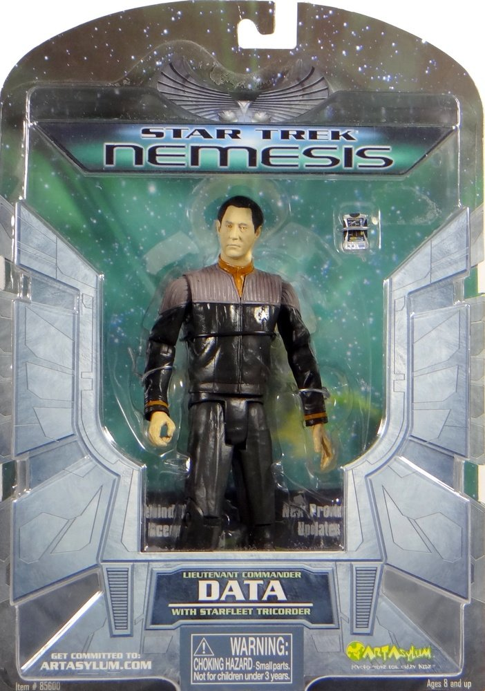 Lieutenant Commander Data Star Trek Nemesis 6