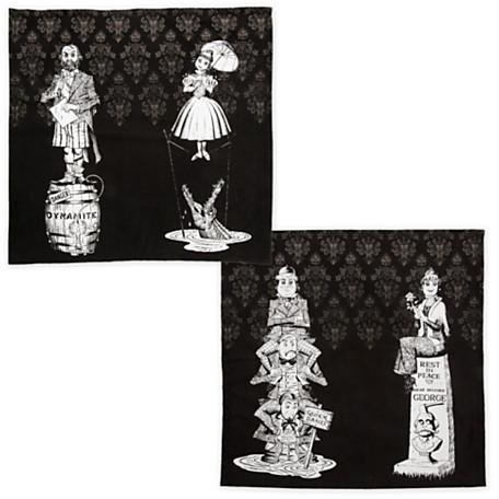 The Haunted Mansion Napkin Set | Kitchen Essentials | Disney Store