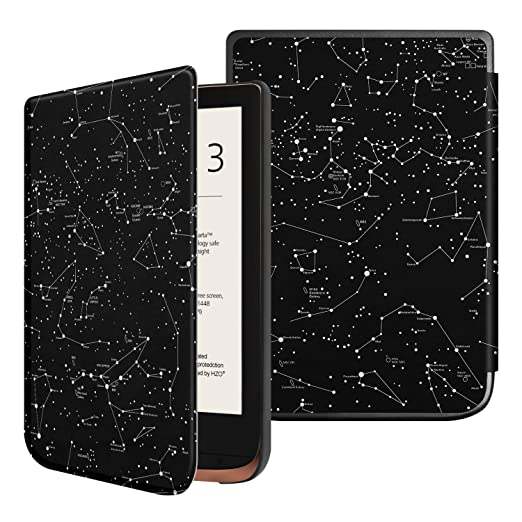 Fintie Funda Compatible con Pocketbook Touch HD 3/Touch Lux 4 ...