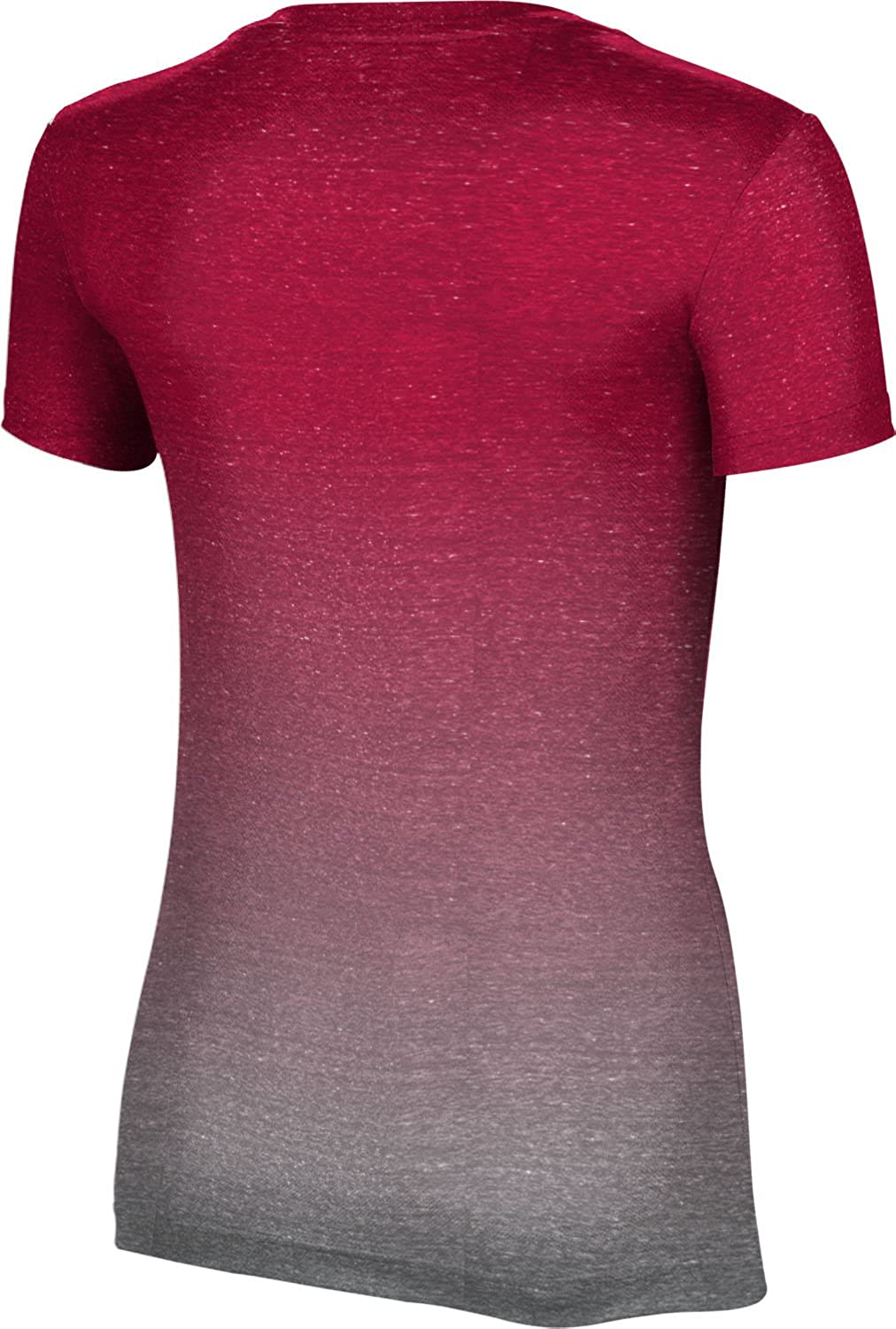ProSphere University of South Dakota Girls Performance T-Shirt Ombre