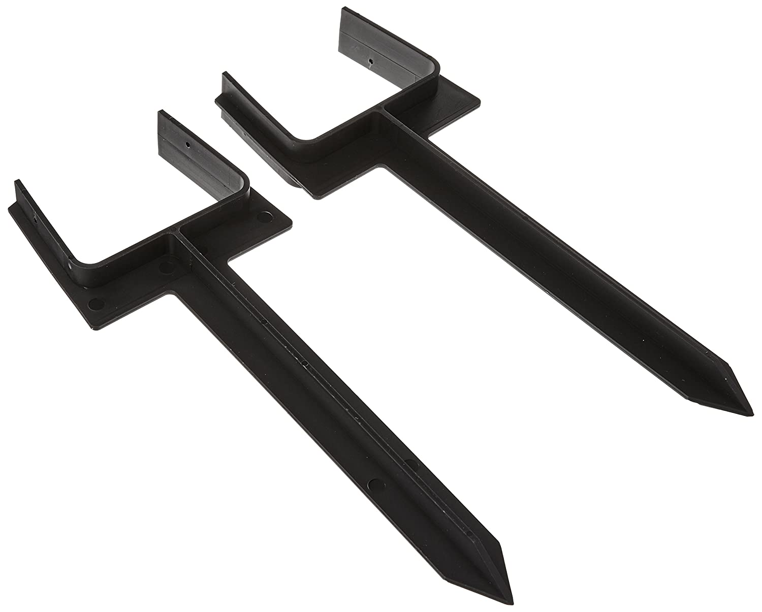 AMERIMAX HOME PRODUCTS 85210 Downspout Anchor, 2-Pack