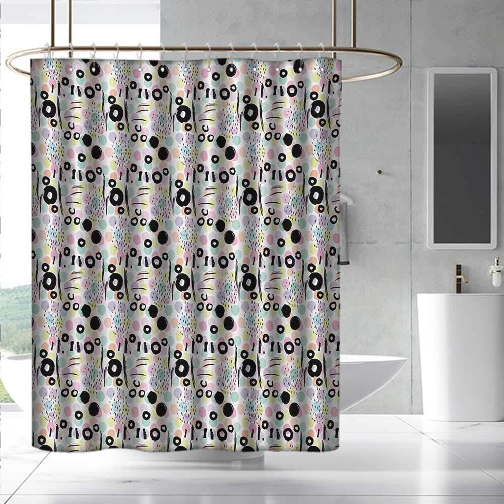 Amazon.com: Coolteey - Cortinas de ducha para baño con ...