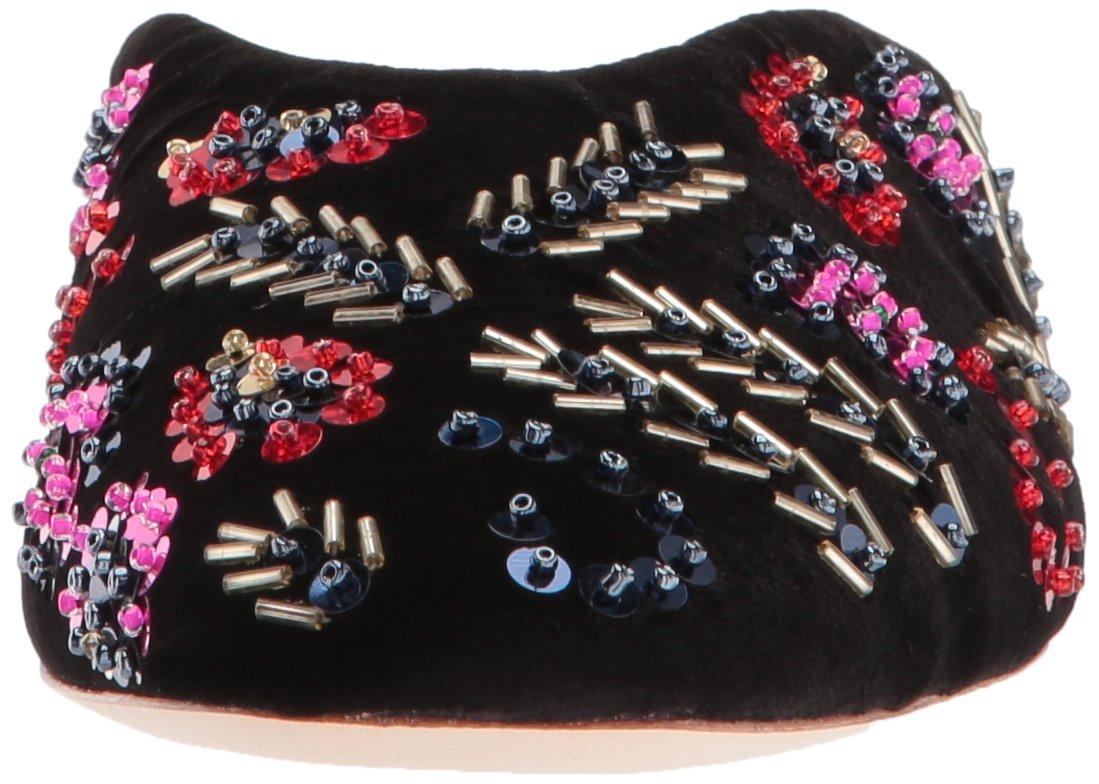 Loeffler Randall Women's Quin (Velvet/Sequin) B06W54DPG7 11 B(M) US Black/Multi
