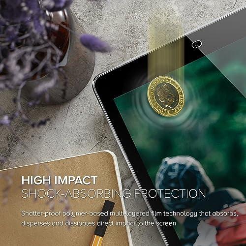 Celicious Impact bruchsichere Panzer Bildschirmschutzfolie kompatibel mit dem Dell Inspiron 15 5582 2 in 1