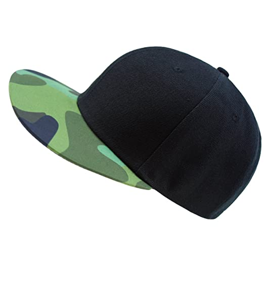 EveryHead Atlantis Ragazza Snapback Cappello da Baseball Regolabile  Cappellino Flat-cap Visiera Basecap Berretto con e04125a1310b