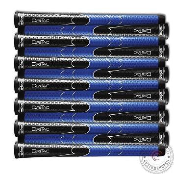 Winn Grip Set de 9 o 13 WINN DRITAC AVS Midsize negro/azul ...
