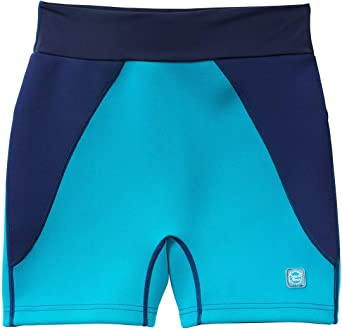 Splash About Jammers Jammers Jammers Unisex, Unisex Adulto, Jammers, SJAANJXS, Azul y Verde, X Small (Waist 56-68 cm)