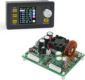 Einstellbare DC-Stromversorgung Modul Digitaler Steuerung mit LCD-Anzeige