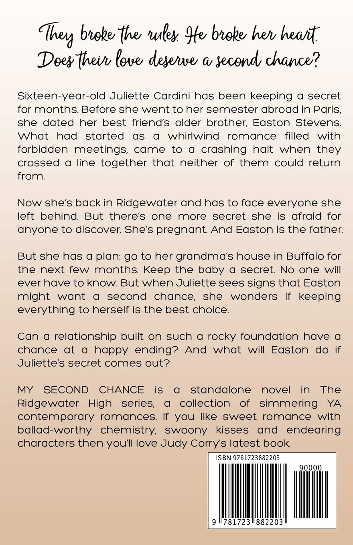 My Second Chance (Ridgewater High Romance): Judy Corry