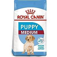 Royal Canin Croquetas para Razas Medianas, Medium Puppy, 13.6 kg (Empaques aleatorios) (El empaque puede variar)