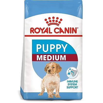 מדהים Amazon.com: Royal Canin Medium Puppy Dry Dog Food, 30 Lb.: Pet LL-18