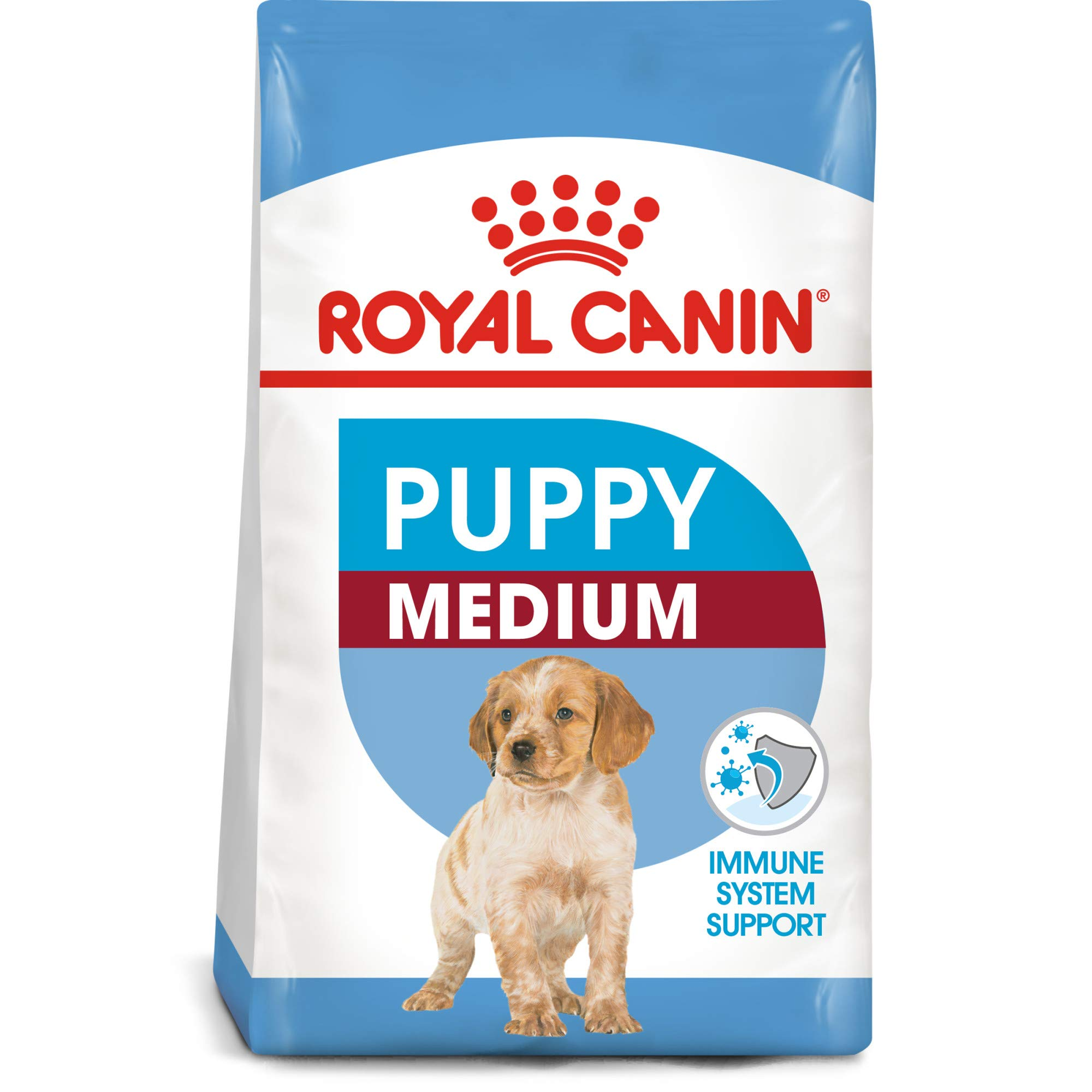 Royal Canin Medium Puppy Dry Dog Food, 30 Lb. by Royal Canin (Image #1)