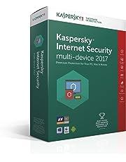 Kaspersky Internet Security 2017 - Software de Seguridad Y Antivirus, 2 Usuarios, 1 Año