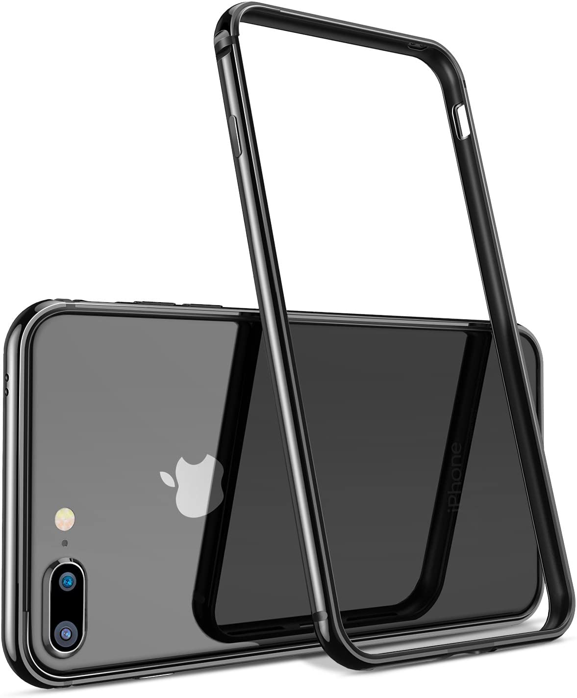 humixx iPhone 7 Plus Cover, iPhone 8 Plus Cover, [iPhone Frame ...