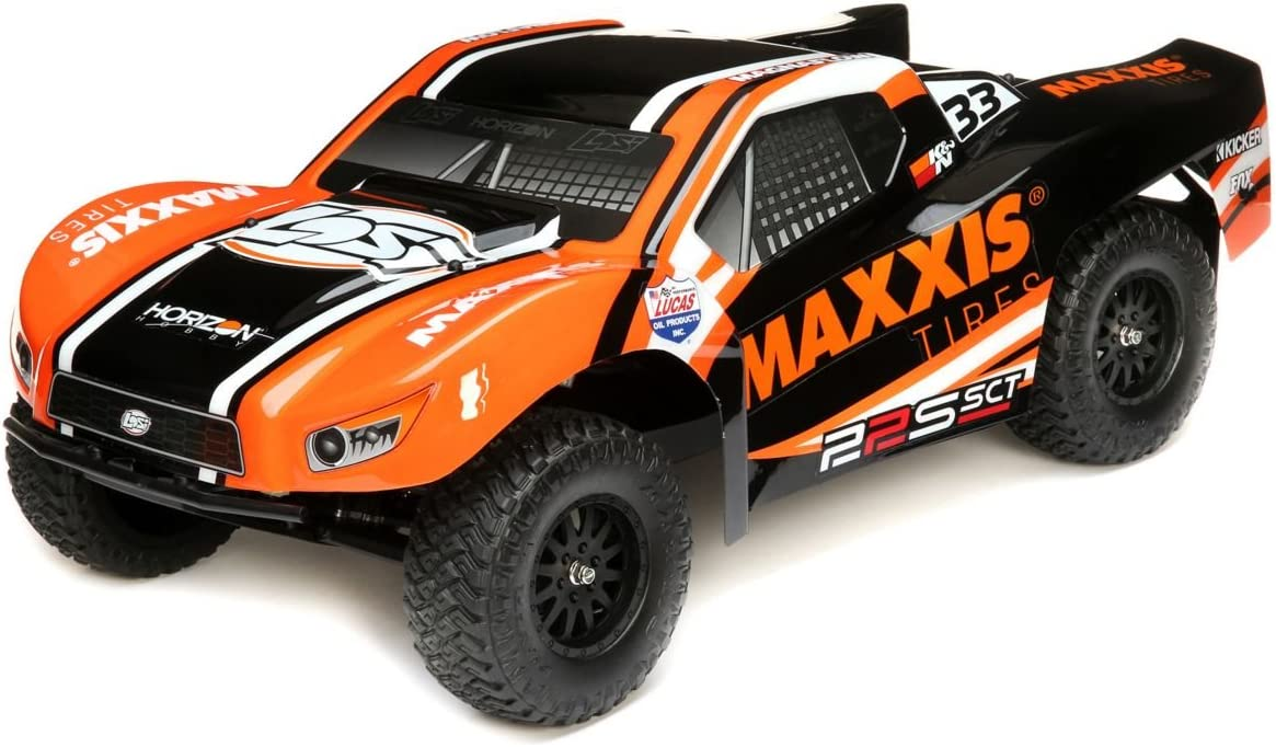 Losi Racing 22S Bulkhead Camber Block /& Servo Mount LOS231045