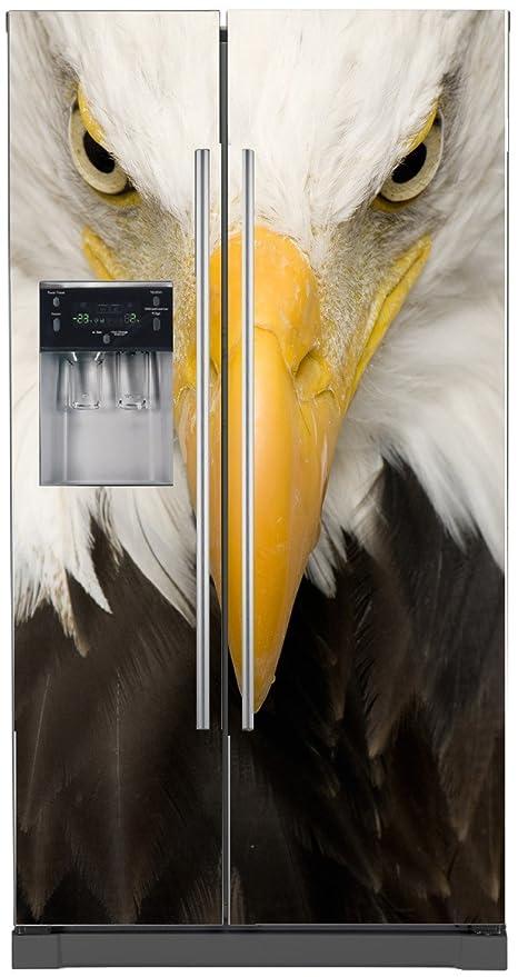 StickersNews Pegatinas Nevera Americano águila 5775 ...