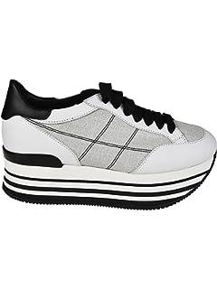 Hogan Scarpe Donna Maxi H222 Platform Sneakers Running Nero  HXW2830T548JDS0JK7 · EUR 300 30c3758329d