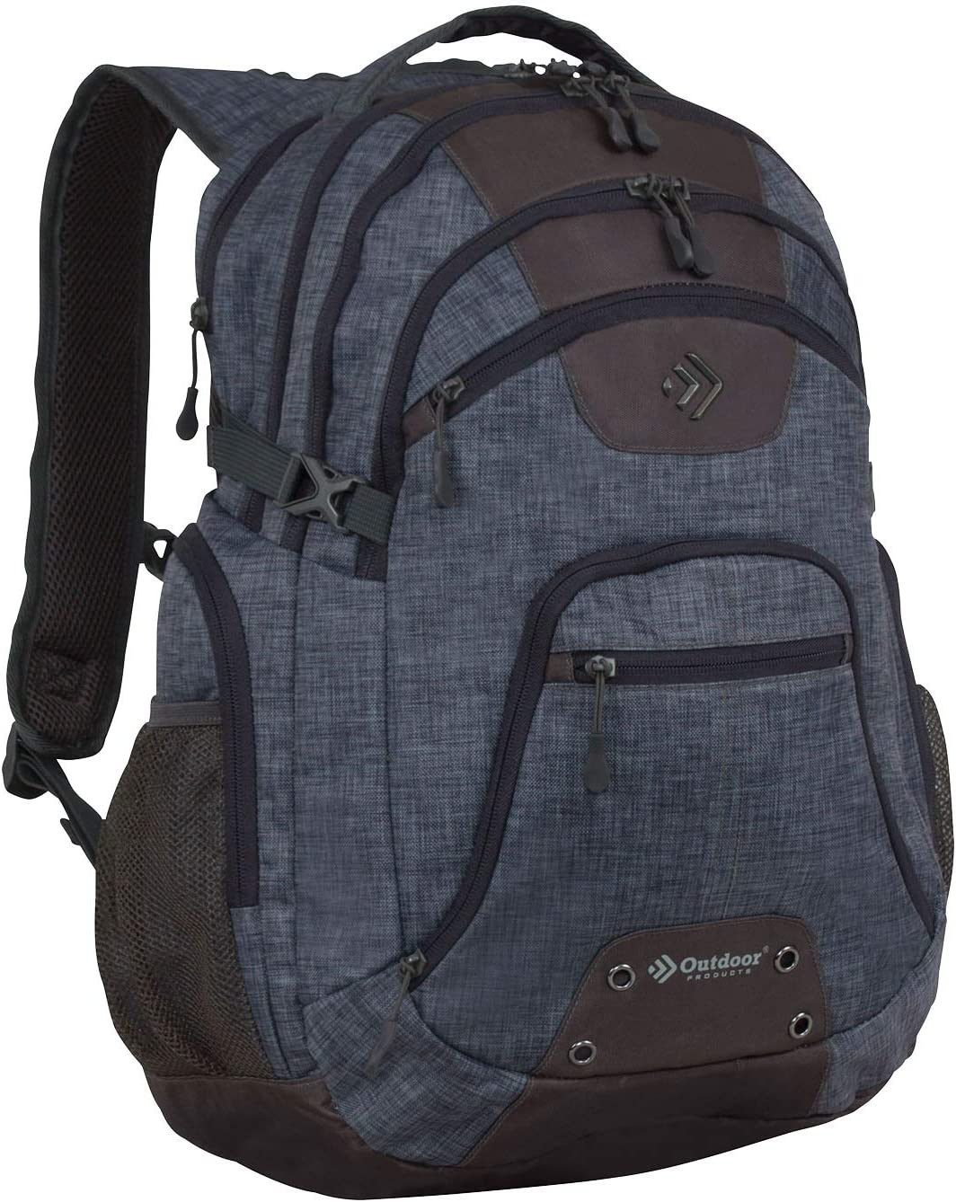Outdoor Products Module Day Pack, Heathered Print: Sports & Outdoors