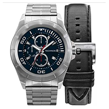 d51ce2253d5f9 Relógio Masculino Technos Connect Smartwatch SRAA 1P Prata  Amazon ...