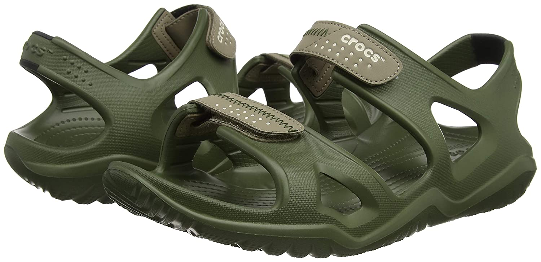 Crocs Swiftwater River Sandal M M Bout Ouvert Homme