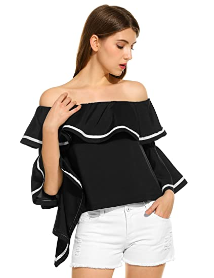1a63d6a899d28 Women Off The Shoulder Blouse